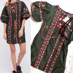 Free People Havana Mini Dress
